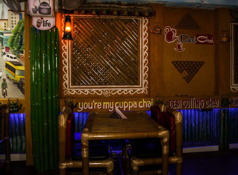 Desi ChaI Café, PatnaBeats, Patna