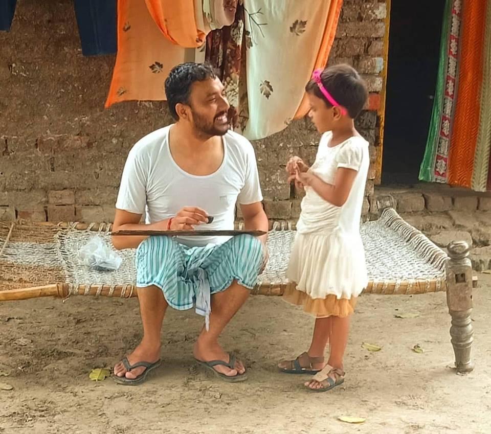 बालिका शिक्षा और रक्तदान का संदेश फैलाती भोजपुरी शार्ट फ़िल्म 'दान'