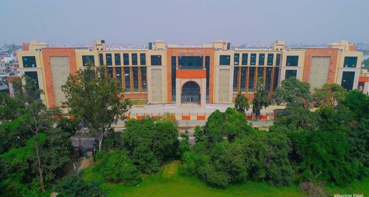 Bihar Police headquarters, Patna, Bihar