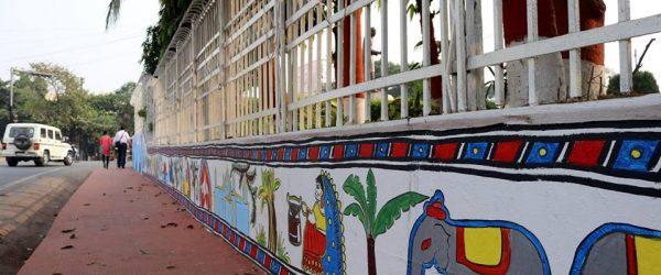 City of Patna Pmc, PatnaBeats, Madhubani Painting