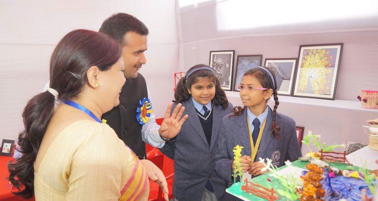 Indirapram Public School