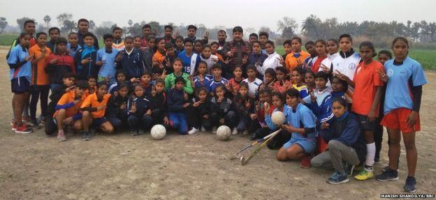 गांवों से निकलकर राष्ट्रीय ही नहीं अंतरराष्ट्रीय स्तर पर खेल के मैदान में बिहार का परचम लहरा रही हैं ये लड़कियां