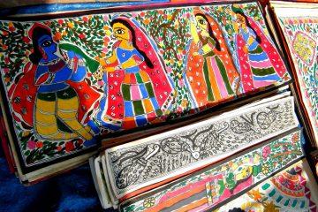 Madhubani Painting, Mithila Painting