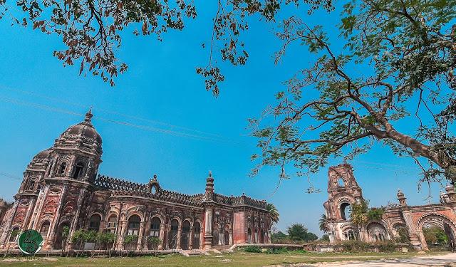These  photos show the fading glory of Rajnagar