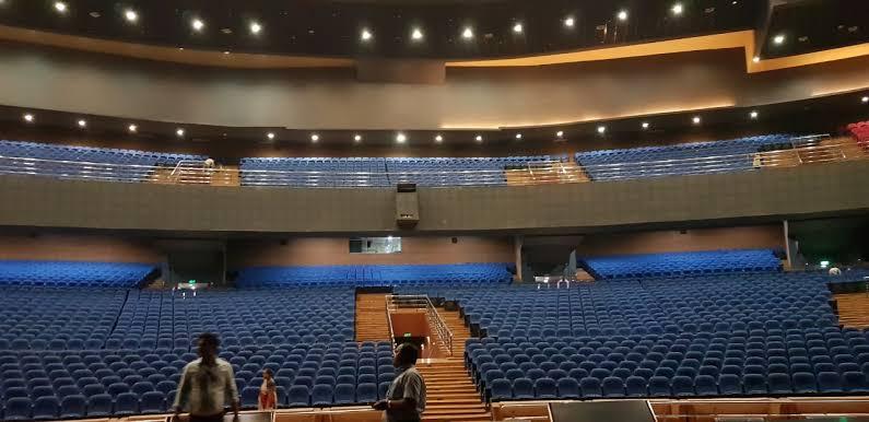 Ashoka Convention centre
