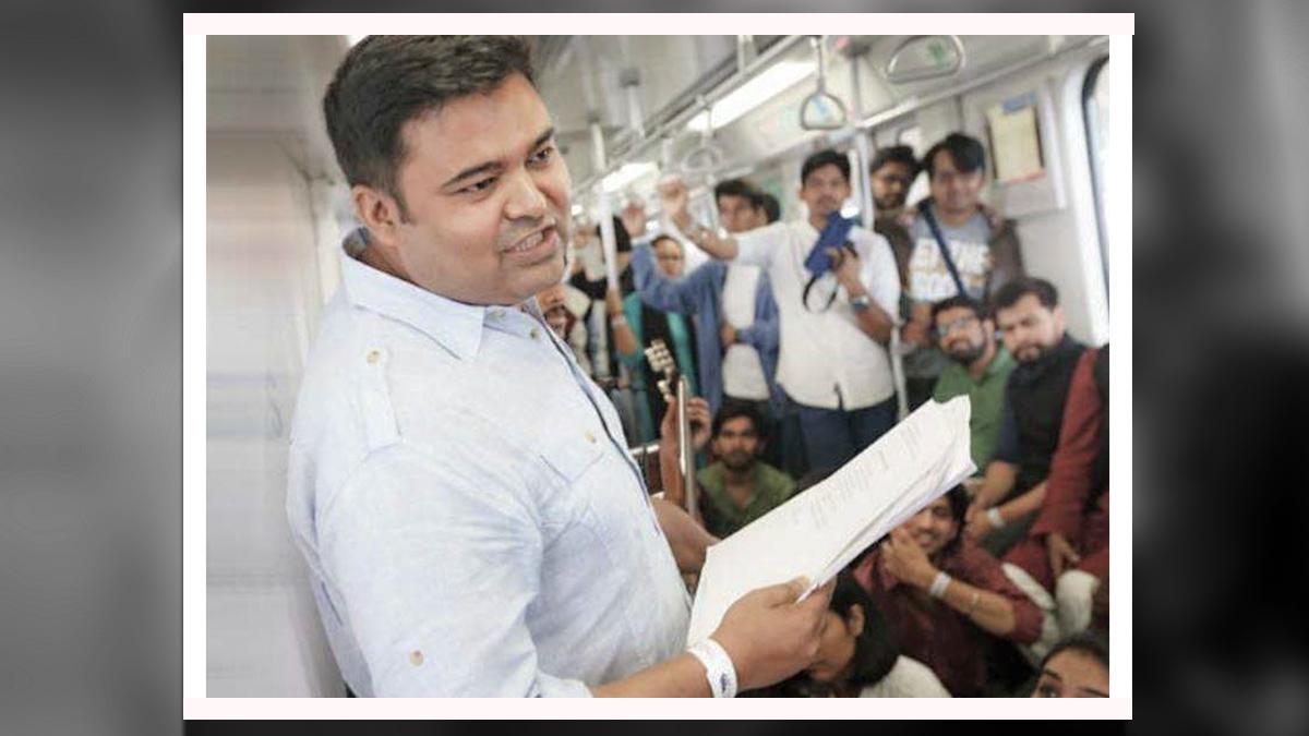 'एक कविता बिहार से' में पेश है गीतकार एवं कवि राज शेखर की कविता