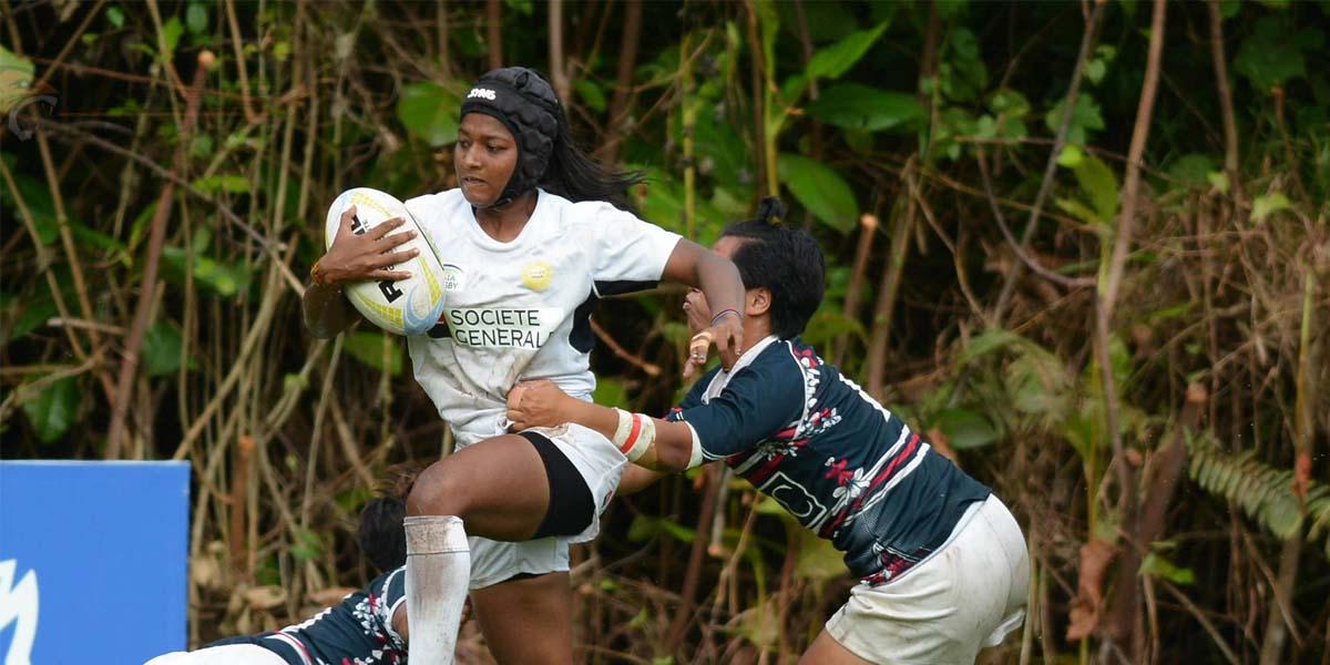 Sweta Shahi , rugby