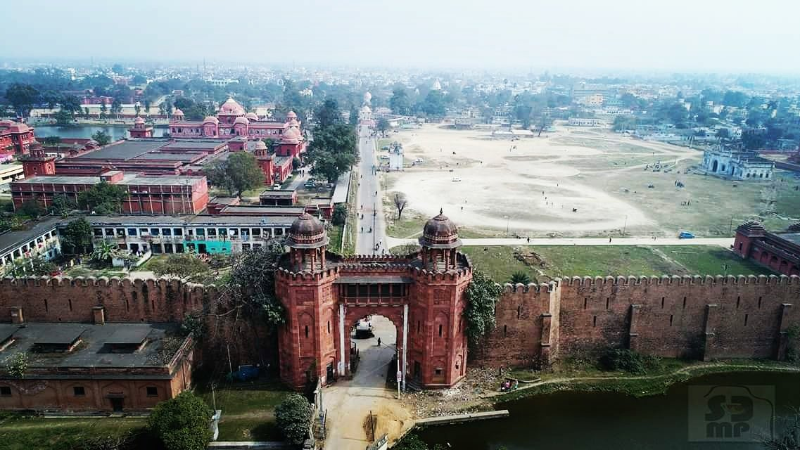 Facts about Darbhanga Fort you must know