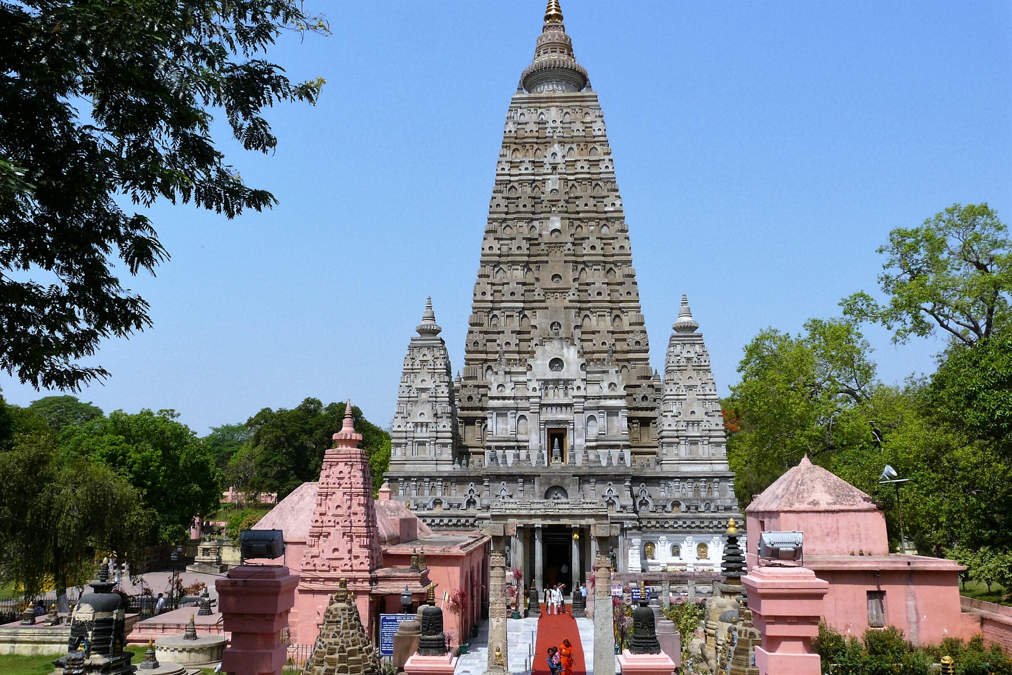 Bodhgaya, Mahabodhi Temple