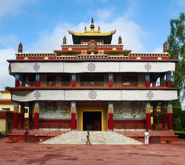 Bodhgaya, Karma Temple