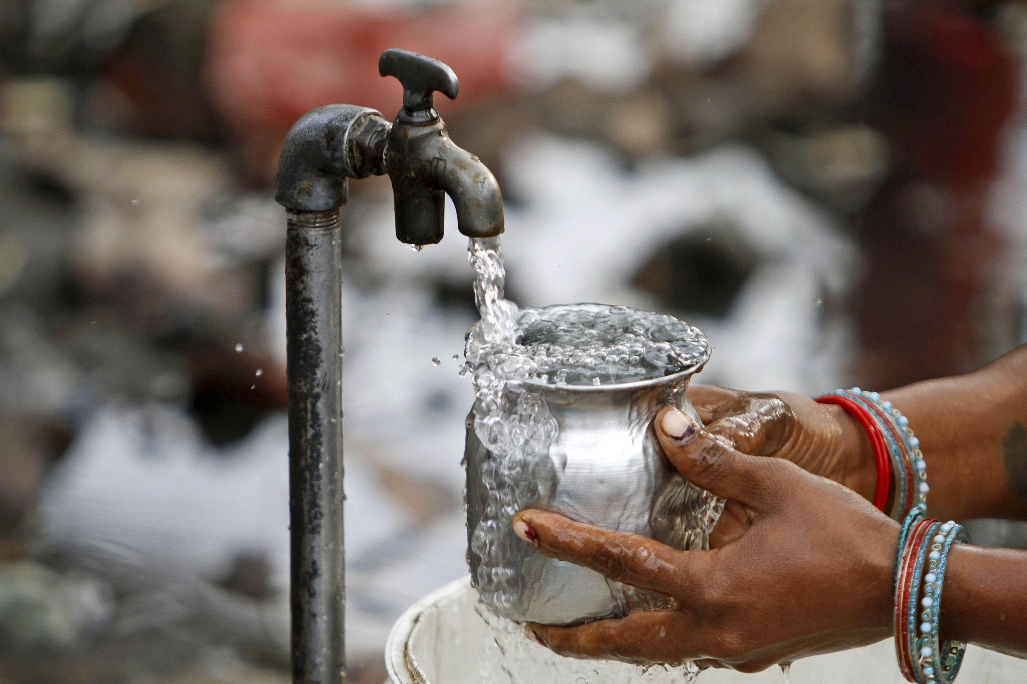 'Neel Nirmal Pariyojana' to provide safe drinking water in Bihar by March 2020