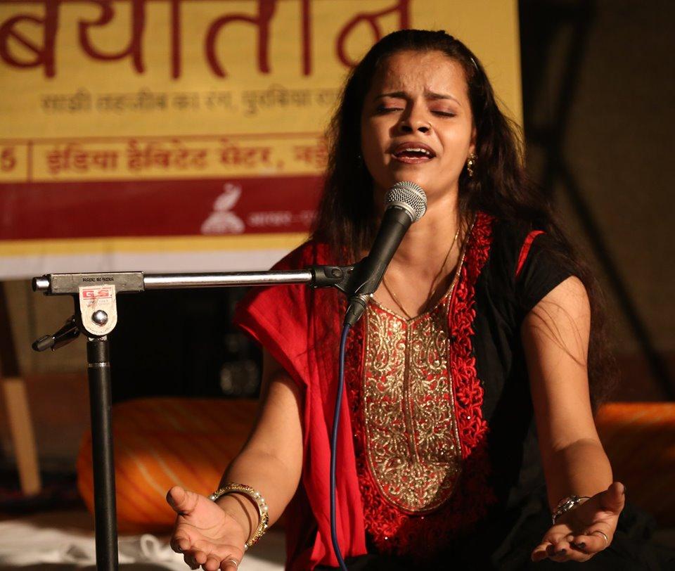 चंदन तिवारी, Chandan Tiwary