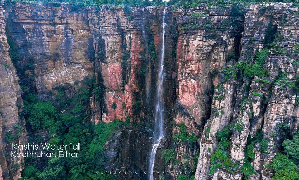 Kashish waterfalls, Bihar