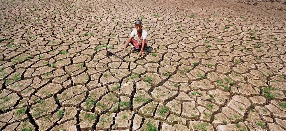 Drought Bihar, ISRO