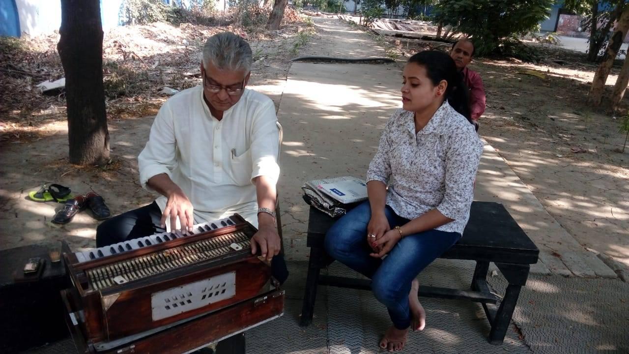 Bihar's Chandan Tiwari and Sanjay Upadhyay awarded by Sahitya Kala Akademi