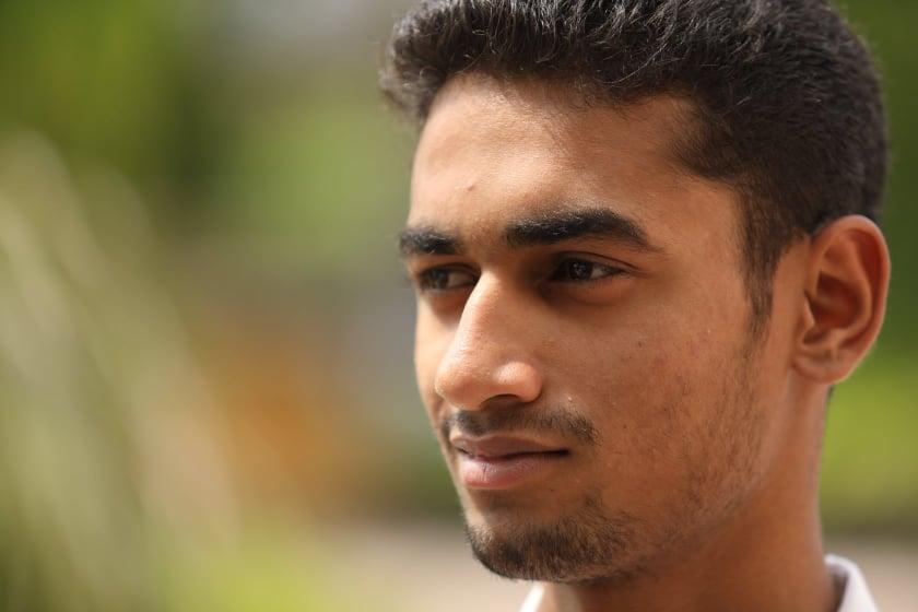 Meet Siddhant Sarang, an 18 year old to receive Diana Award