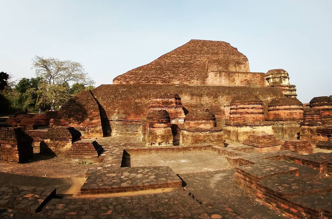 These sites from Bihar are designated as UNESCO World Heritage Sites