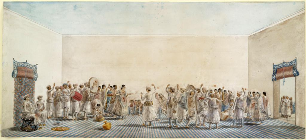 बिहार के चित्रकला के इतिहास में बड़ा नाम है, पटना कलम