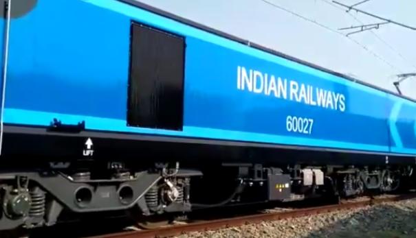 WAG-12: Bihar's Madhepura gave India it's first high-speed locomotive.