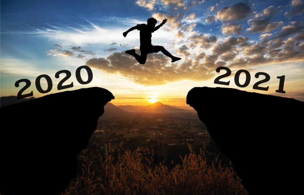 नए साल का आगमन