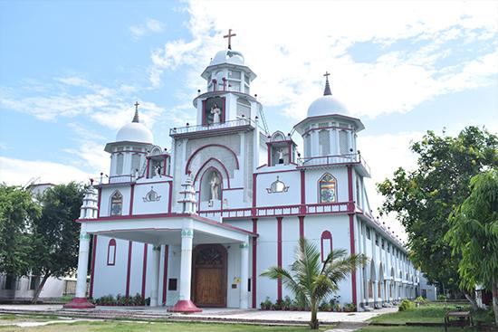 बिहार में ईसाई धर्म की ऐतिहासिक धरोहर