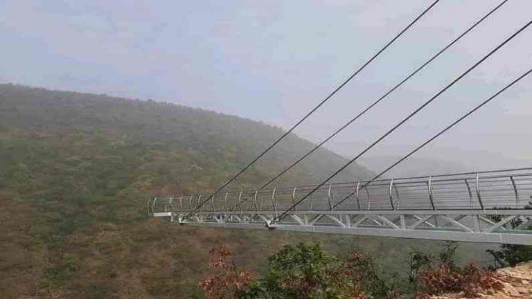 Glass Bridge of Bihar