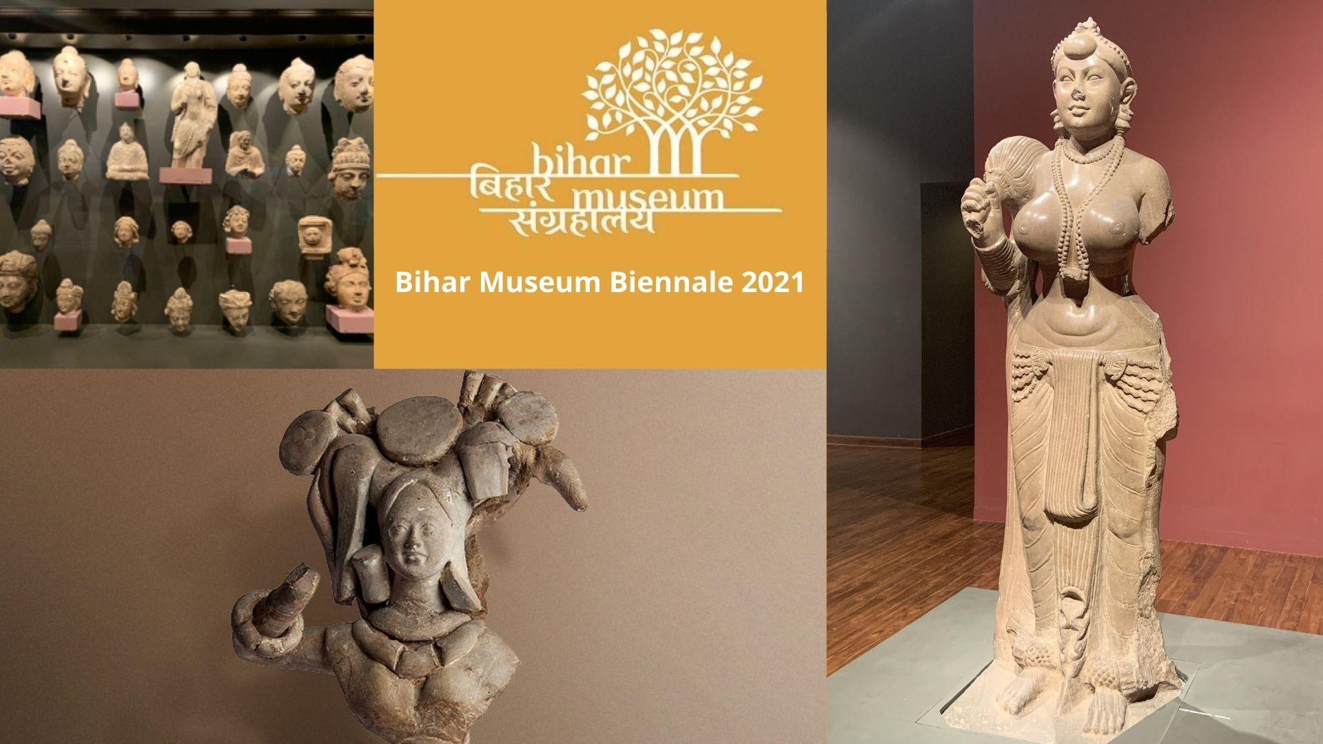 The World's first Museum Biennale is being hosted by Bihar Museum