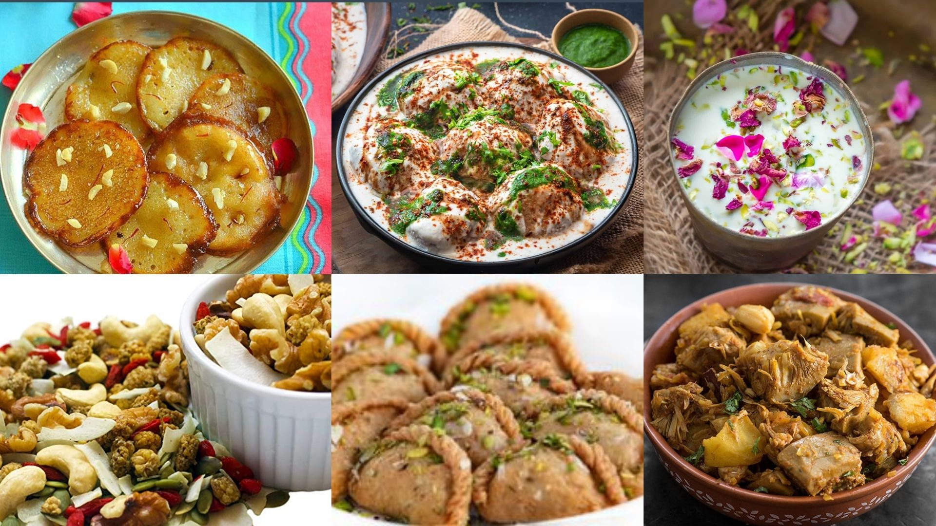Mouth-watering traditional Bihari dishes you must try on Holi