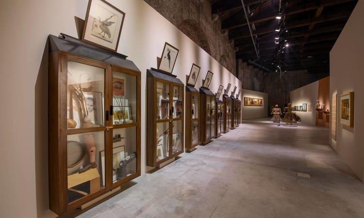 Art Gallery in Bihar Museum